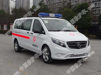 奔驰新威霆救护车(指挥型)