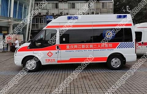 两江新区第二人民医院案例展示